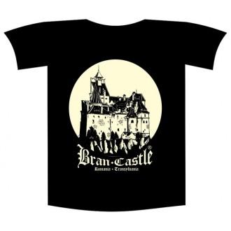 """Tricou imprimat """"Bran Castle"""""""