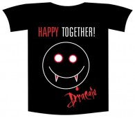"Tricou imprimat ""Happy together"""
